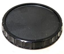 CA rear lens cap twist on type