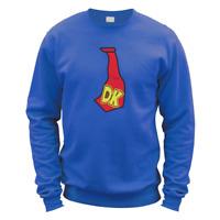 DK Tie Sweater -x8 Colours- Gift Present Costume Fancy Dress Gaming Geek