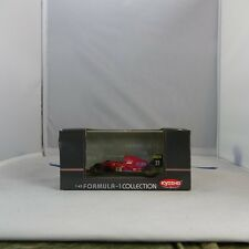 1:43, Alesi, Ferrari F92A, No. 7084, 1 of 2200, Formula 1 Collection, Kyosho 778