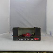 1:43, Alesi, Ferrari F92A, No. 7084, 1 of 2200, Formula 1 Collection, Kyosho 778