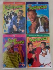 The Fresh Prince of Bel Air (1-2-3-4 serie)