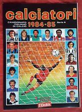 ALBUM FIGURINE CALCIATORI PANINI SERIE A 1984/1985 RISTAMPA L'UNITA' EDICOLA