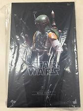 Hot Toys MMS 312 Star Wars Episode VI Return of the Jedi Boba Fett NEW