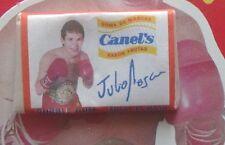 Julio Cesar Chavez Gum made by Canel's 5 pieces of gum