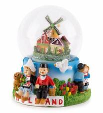 Snowball windmill Holland snowball souvenir netherlands new