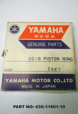 YAMAHA YSP200W BLASTER YAMAHA GENUINE PISTON RINGS (0.25) - P/NO - 43G-11601-10