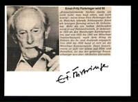 Ernst Fritz Fürbringer Original Signiert # BC 114885