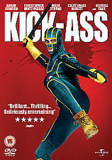 Kick-Ass (2010) New Sealed Nicholas Cage dvd