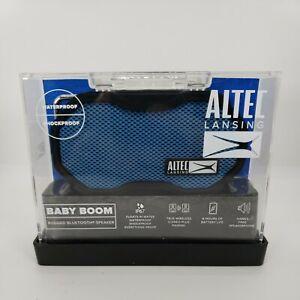 Altec Lansing Rugged Baby Boom Bluetooth Water Proof Floating Speaker