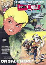 JONNY QUEST (COMIC) Movie POSTER 11x17