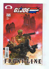 Gi Joe American Hero Frontline #3 VF 2002