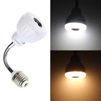 LED Bulbs AC 110V 220V E27 5W LED PIR Infrared Sensor Motion Detector Lamp Light