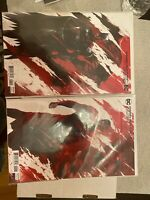 DCeased Dead Planet #1&2 2nd Prints NM/M COVER B MATTINA VARIANT 8/04 2020