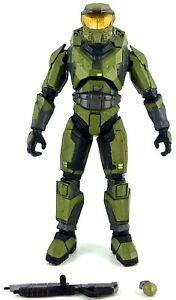 McFarlane Toys: Halo Anniversary 2011 MASTER CHIEF (SERIES 1) - Loose