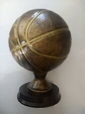 Preowned basketball trophy 2018Tnba King of spring classic 4th grade runner up