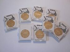 """CALIFORNIA GOLD RUSH BODIE GHOST TOWN """"1"""" COMMEMORATIVE COLLCTIBLE COIN  #701"""