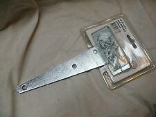 Zenith Tee Hinges 1 Pair 200mm and screws - NIB packing