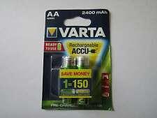 6x AA 2400mAh Akku Nickel-Hydrid HR6 Varta AR1484