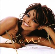 CD | Janet Jackson - All For You | Virgin 2001 Pop