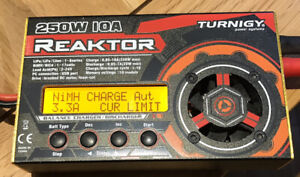 Turnigy Reaktor 250W 10A Balance Charger/Discharger