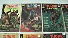 Turok Son of Stone -Bronze Age - 12 Book Lot