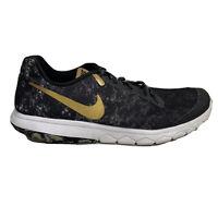 Nike Flex Experience RN 6 Running Shoe Womens Size 10 Black White Sneaker 881804