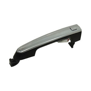 13598619 Front Outside Door Handle Non-Lighted Black GBA 2015-19 ATS CTS XTS
