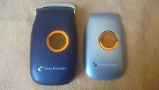 Sony Ericsson Z200 - Velvet blue (U.S. Cellular) Cellular Phone