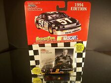 Rusty Wallace #2 Generic Miller Genuine Draft 1994 Ford Thunderbird Blue Oval