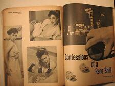 MAN'S MAGAZINE SEPTEMBER 1956 YOGI BERRA SPORTS ADVENTURE WOMEN MILITARY VINTAGE