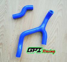 FOR KTM 350 SXF/SX-F/XC-F/XCF 4-stroke 2011 - 2013 2012 silicone radiator hose