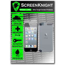 ScreenKnight Apple iPod Touch 5th Gen FULLBODY SCREEN PROTECTOR invisible Shield