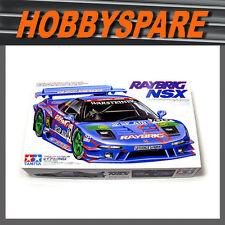 TAMIYA 1/24 RAYBRIG HONDA NSX MUGEN FIA GT 1998 Suzuka MODEL KIT 24204
