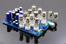 6J1 Valve Tube Headphone Amplifier/ Pre-Amp Audio HiFi Stereo Assembled Board