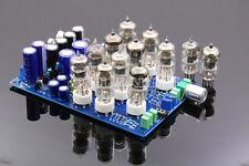 6J1 Valve Tube Headphone Amplifier/ Pre-Amp Audio HiFi Stereo Assembled Board