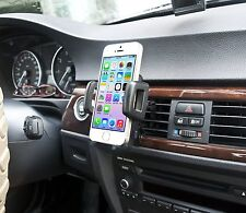 Dedicated In-Car Holder Air Vent Mount For Smartphones iPhone Sat Nav GPS