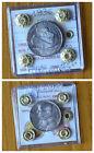 VATICAN CITY COIN PIO XI 5 LIRE 1936 SILVER sealed UNC