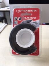 Rothenberger 59042 Plasticut PVC 40, Nero