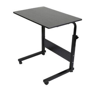 Adjustable Foldable Computer Desk Folding Laptop PC Table Home Office Study
