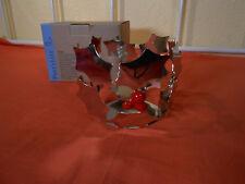 PARTYLITE P 91364 ovp neu Teelichthalter Stechpalme