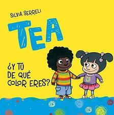 Tea, y Tu de Que Color Eres? by Silvia Serreli and Silvia Serrelli (2016,...
