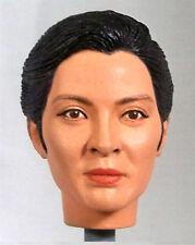 1:6 Custom Head Michelle Yeoh as Yu Shu Lien from Crouching Tiger, Hidden Dragon