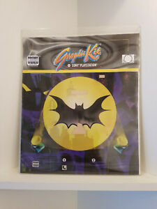 "Graphic Kit (Skin/Sticker) for Sony Playstation 1: ""Bat Mania"", New Sealed"