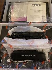 MTH  HO Scale New York Central Mohawk Steam Engine 4-8-2 #3037