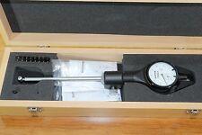 Fowler Bowers Dial Bore Gage Gauge Kit 06 0875 00001 6 Depth