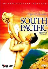 "NEW DVD "" South Pacific "" (1958) Rossano Brazzi, Mitzi Gaynor"