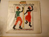 Steely & Clevie - Real Rock Style - Various Artists - Vinyl LP 1988