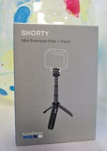 GoPro Shorty Mini Extension Pole + Tripod AFTTM-001 For All GoPro HERO7 HERO6