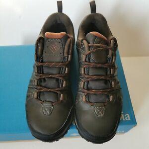 Columbia Men's Woodburn II Waterproof Shoes - Size 6UK/EU40