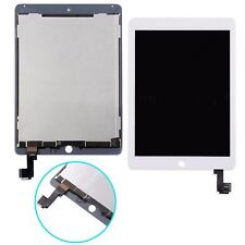New Apple iPad Air 2 iPad 6 Replacement LCD Digitizer Touch Screen White - OEM